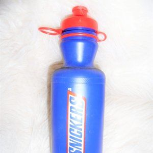 Snickers Promotional Water Bottle